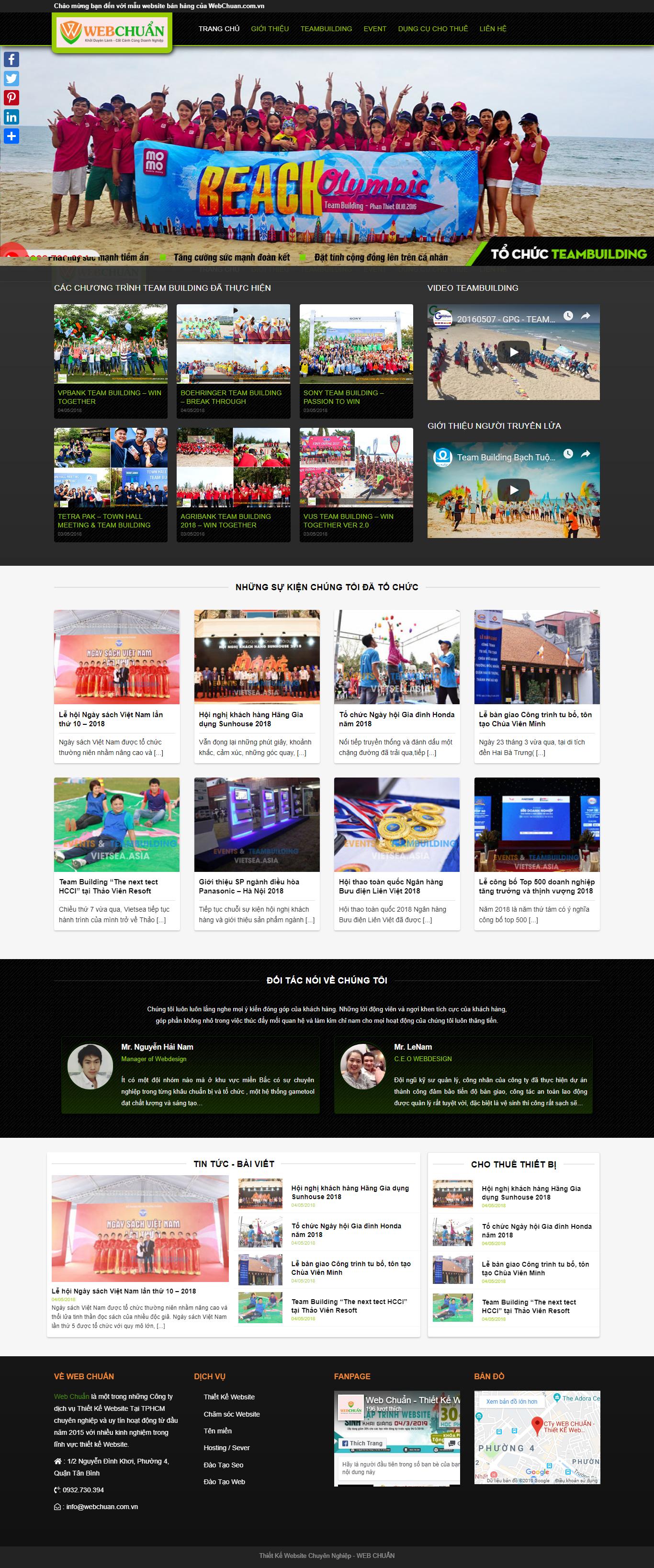 MẪU WEB EVENT 5