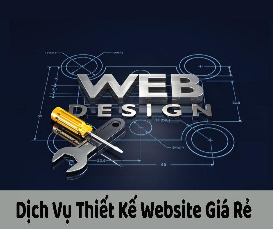 Dịch Vụ Thiết Kế Website Giá Rẻ – Thiết Kế Web Chuẩn SEO